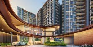 About 414 out of 700 units at Parc Central Residences were sold at an average price of $1,177 psf at launch over the weekend